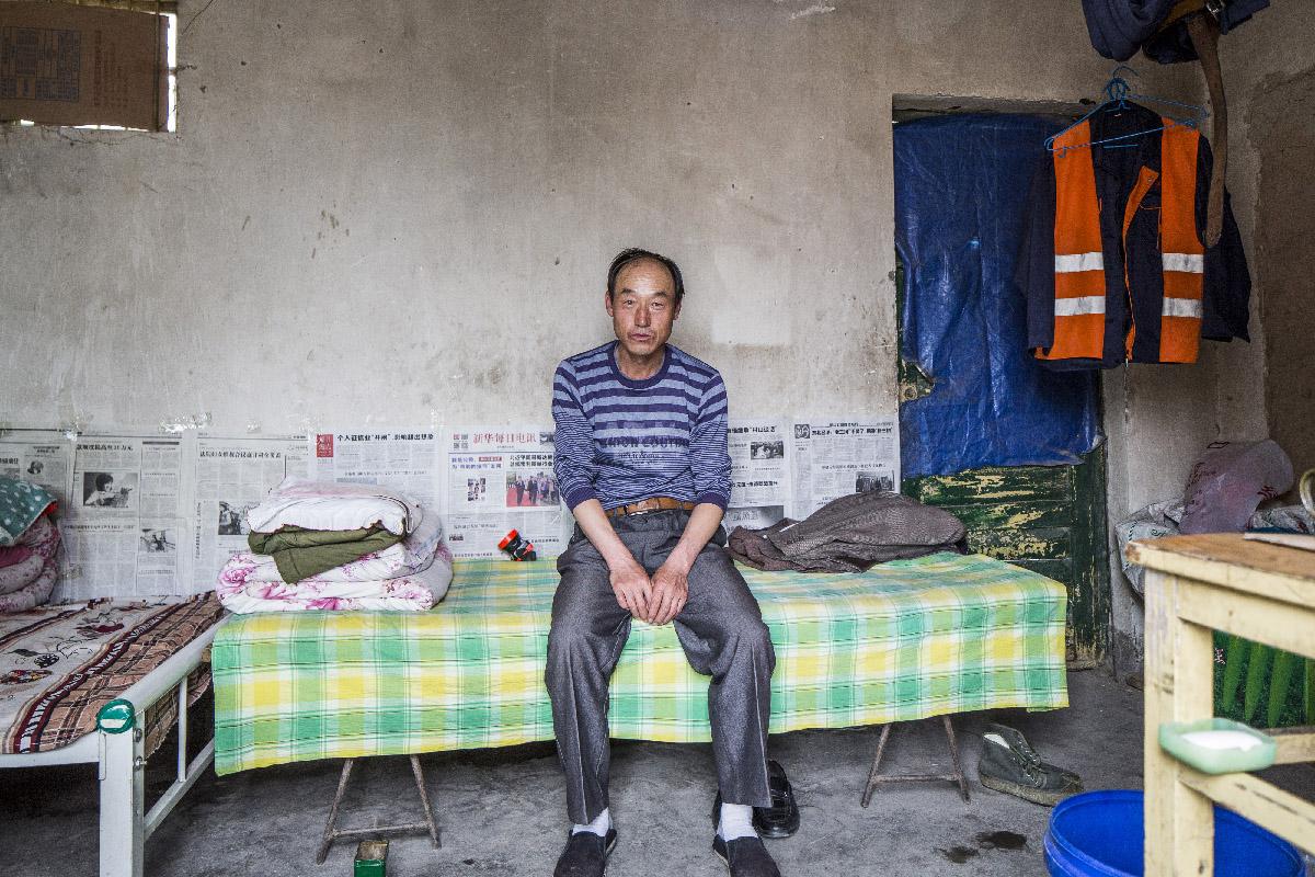 Ouvrier - yumen