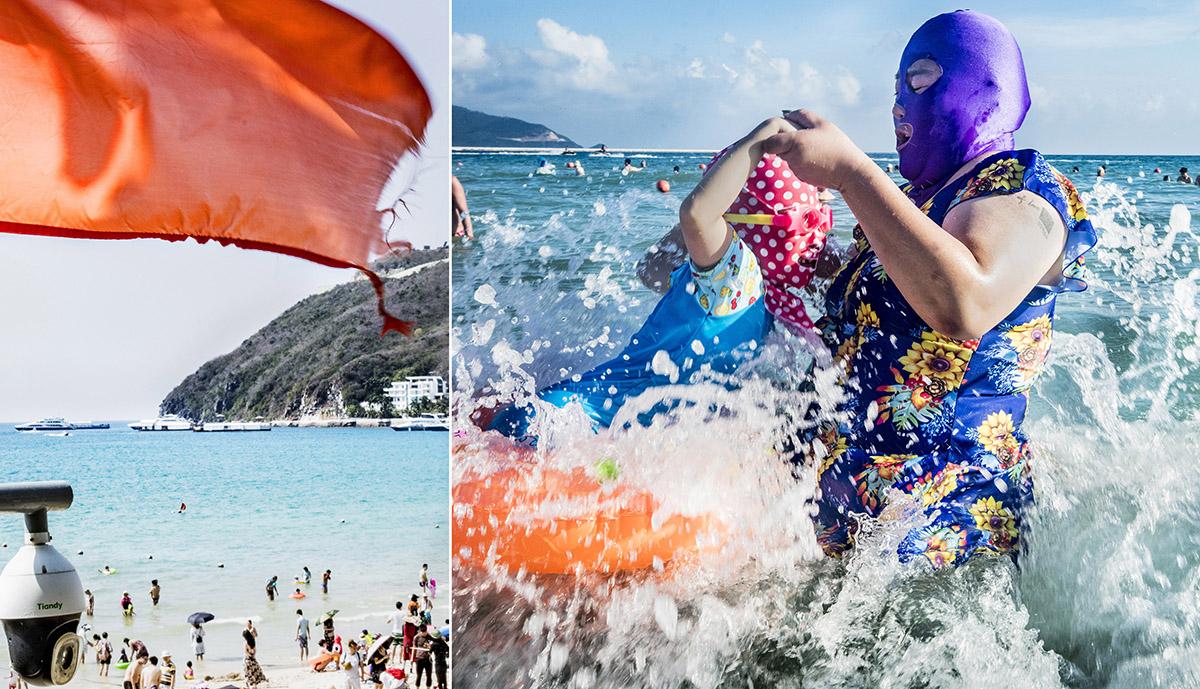 Fake Life - Seaside Tourism in China