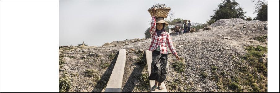 Myanmar – Vents Contraires