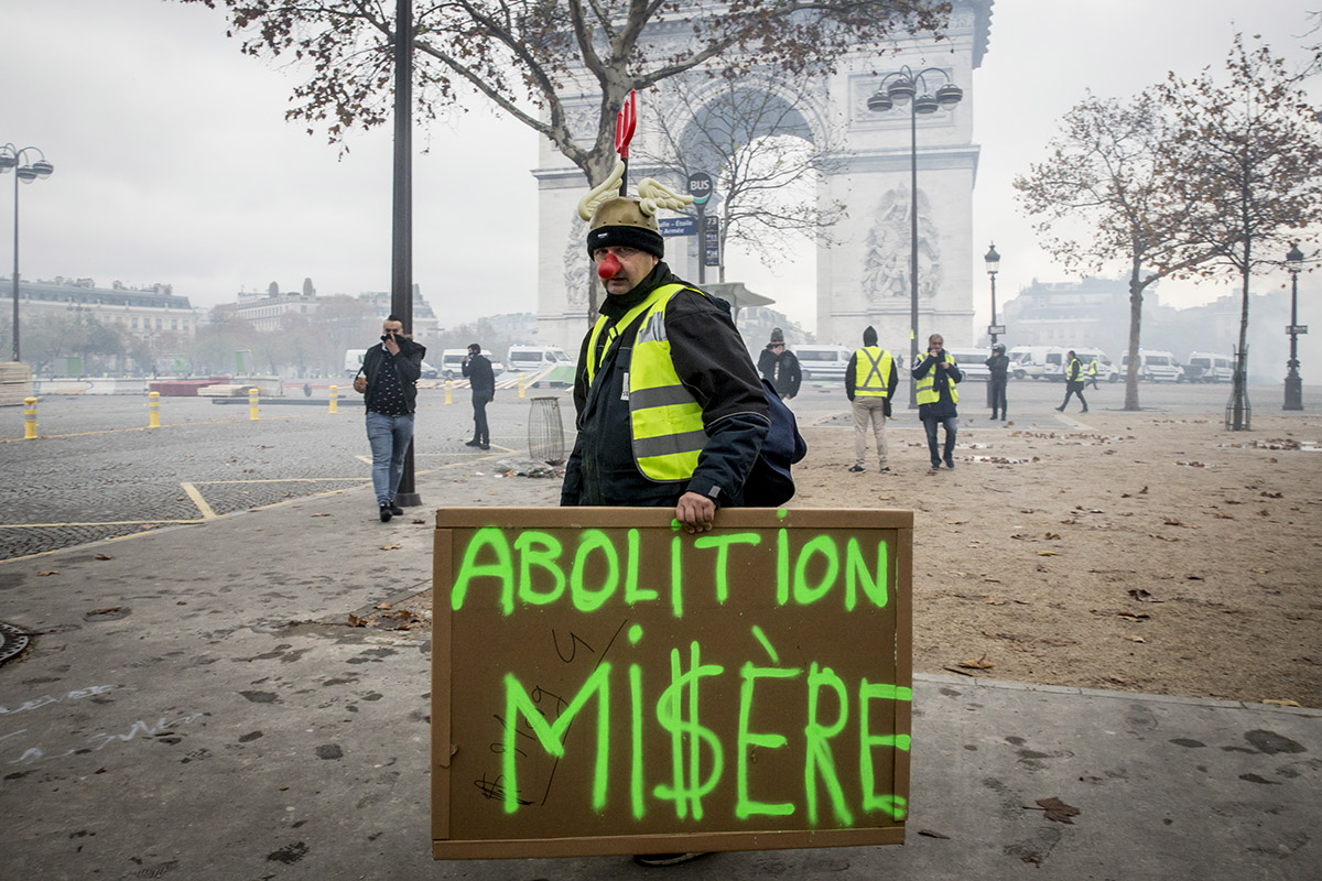 YELLOW VESTS / Colère Jaune – France 2018-2019